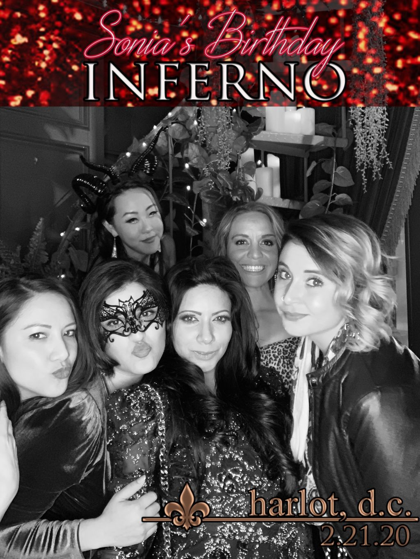 Sonia's Birthday Inferno