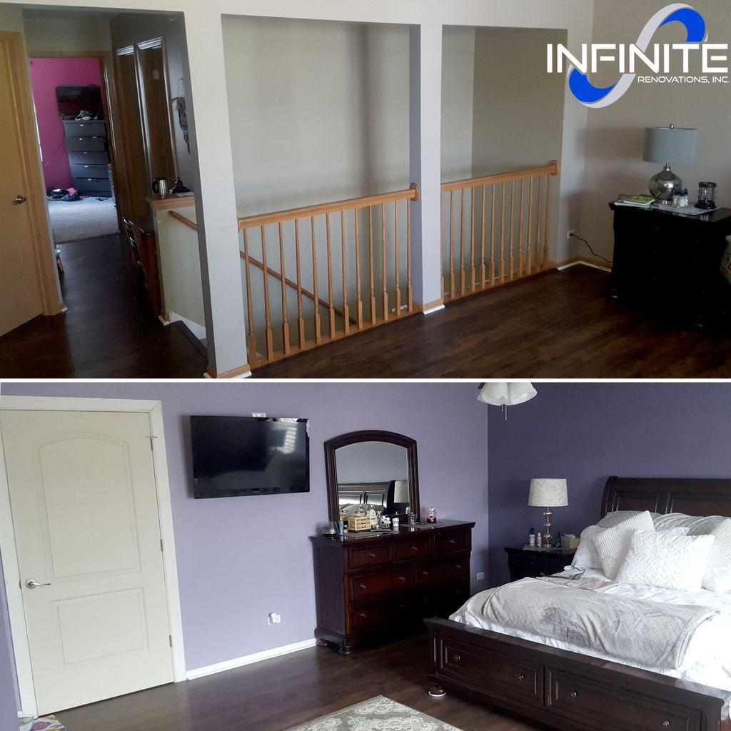 Loft To Master Bedroom