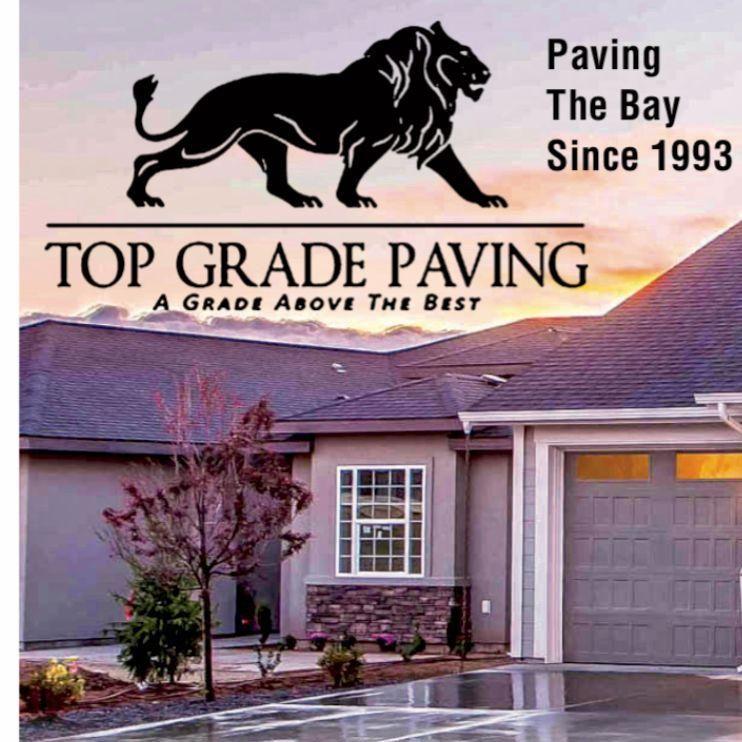 Top grade paving