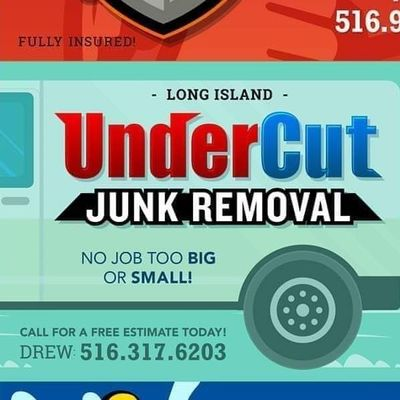 Avatar for UnderCut  Junk Removal Freeport, NY Thumbtack