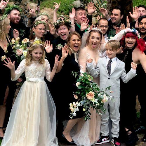 Love my Brides & Grooms