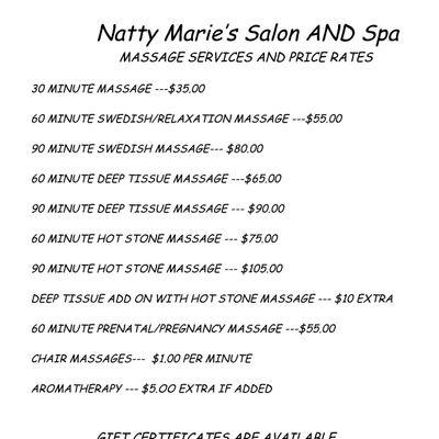Avatar for Caroline's Massages