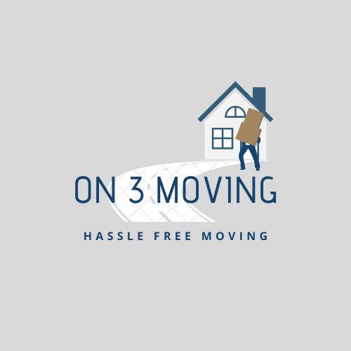 On Three Moving