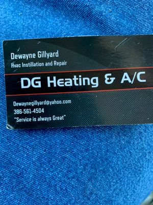 Avatar for D&G heating & ac Daytona Beach, FL Thumbtack
