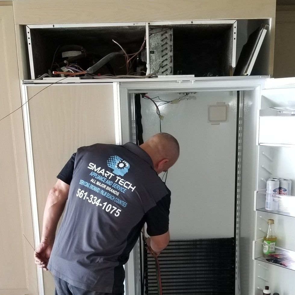 Smart Tech Appliance And Service