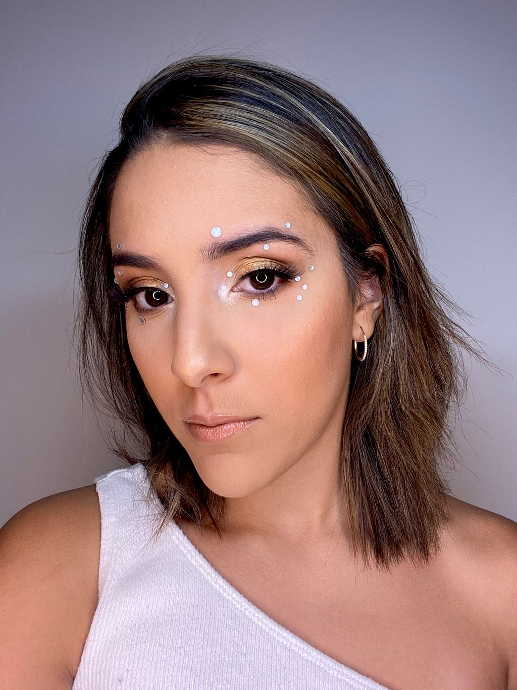 Editorial Style Makeup