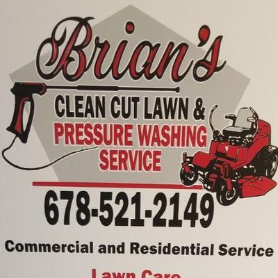 Avatar for Brian's Clean Cut Lawn & Pressure Washing Service Rex, GA Thumbtack