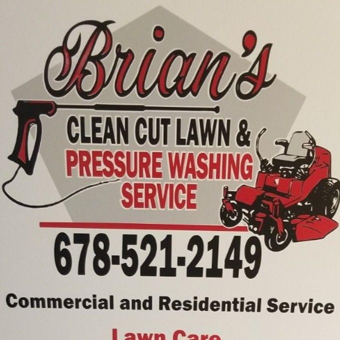 Brian's Clean Cut Lawn & Pressure Washing Service