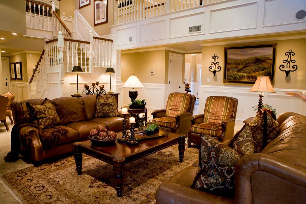 Fresh Traditional Interior Design