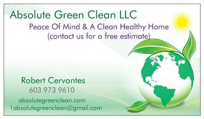 Avatar for Absolute Green Cleaning Rochester, NH Thumbtack