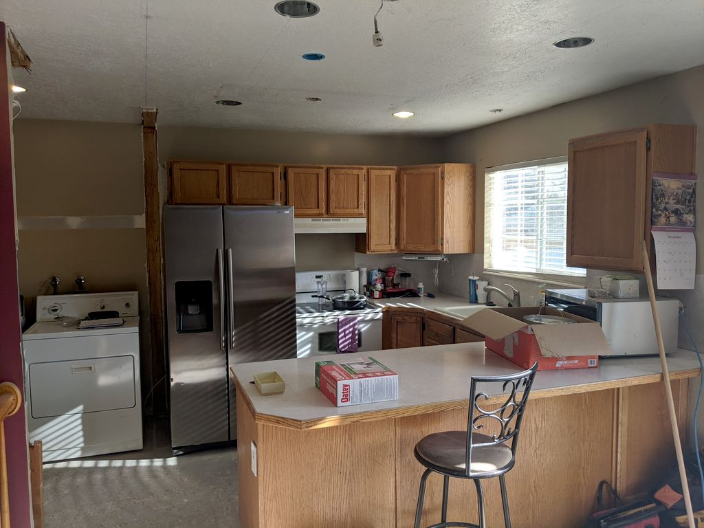 New kitchen design & remodel