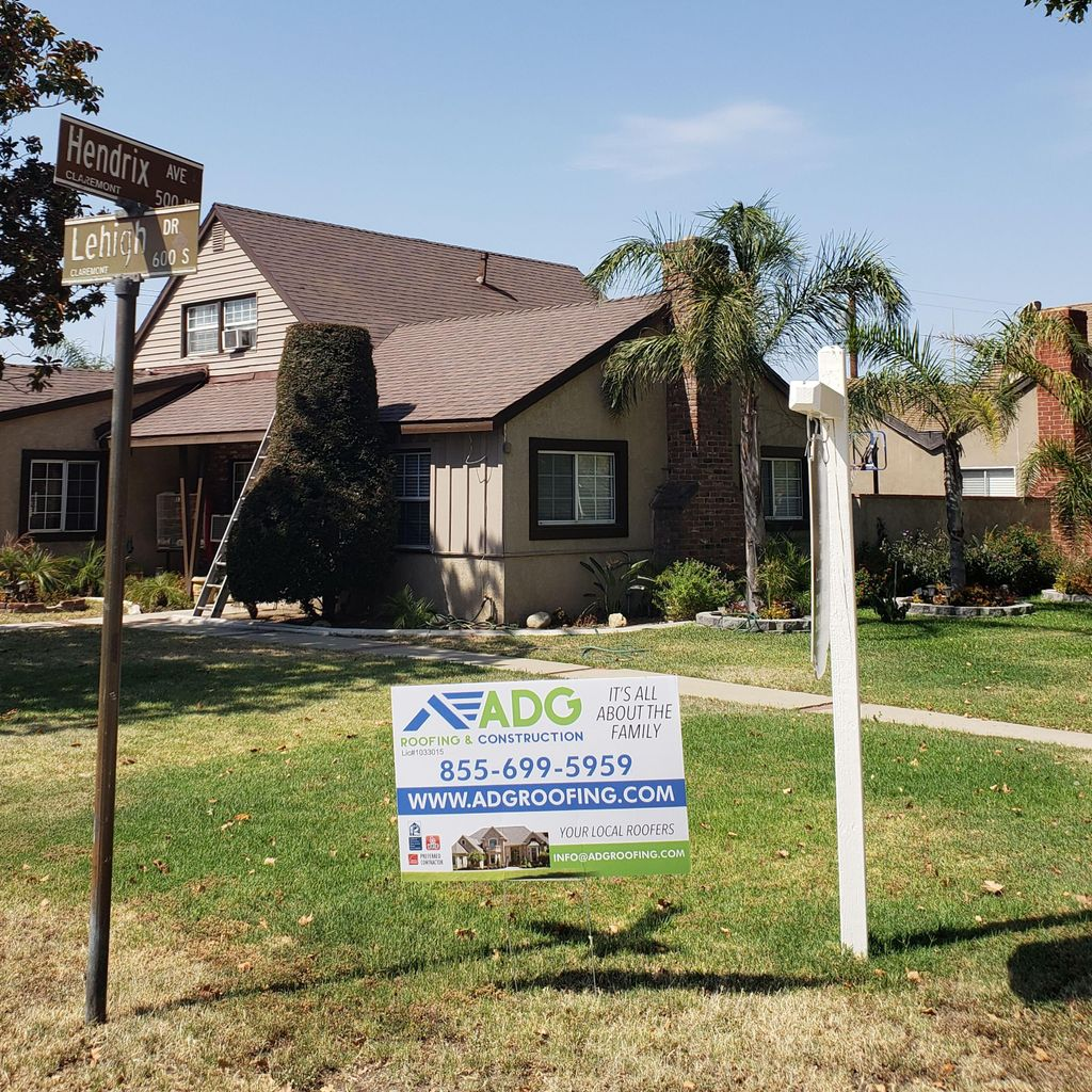 Adg construction and roofing