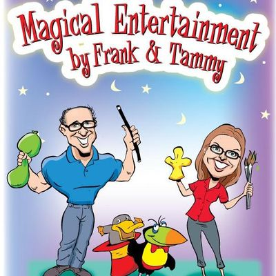 Avatar for Magical Entertainment by Frank& Tammy Bourg, LA Thumbtack