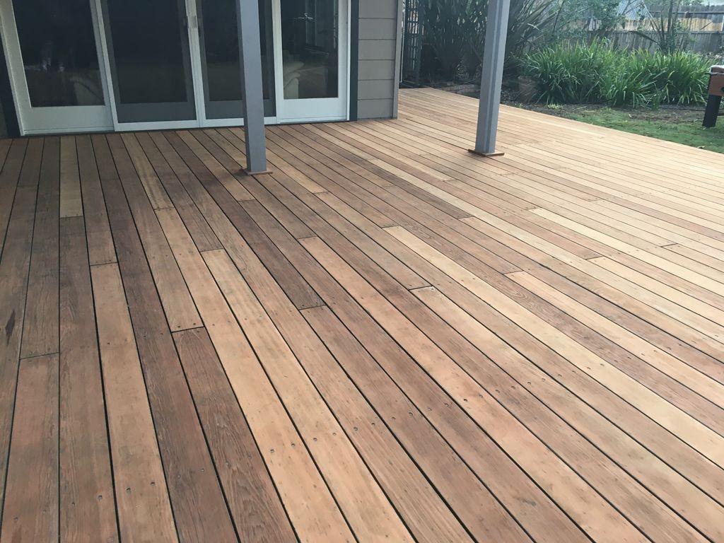 Deck or Porch Repair - Los Altos 2020