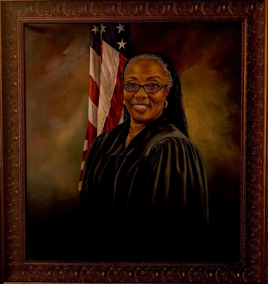 Judge Portrait