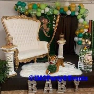 I.M.O PARTY RENTALS AND DECOR