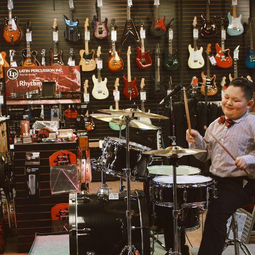 Urban Drum Recital