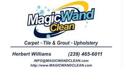Avatar for Magic Wand Carpet Cleaners Naples, FL Thumbtack