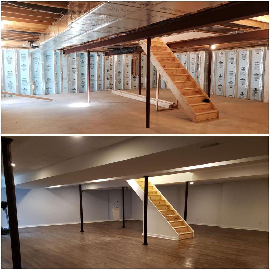Basement Remodeling: JW'sConstruction+Remodeling+Basement-Finishing