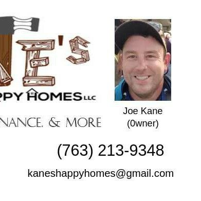 Avatar for Kane's Happy Homes LLC Elk River, MN Thumbtack