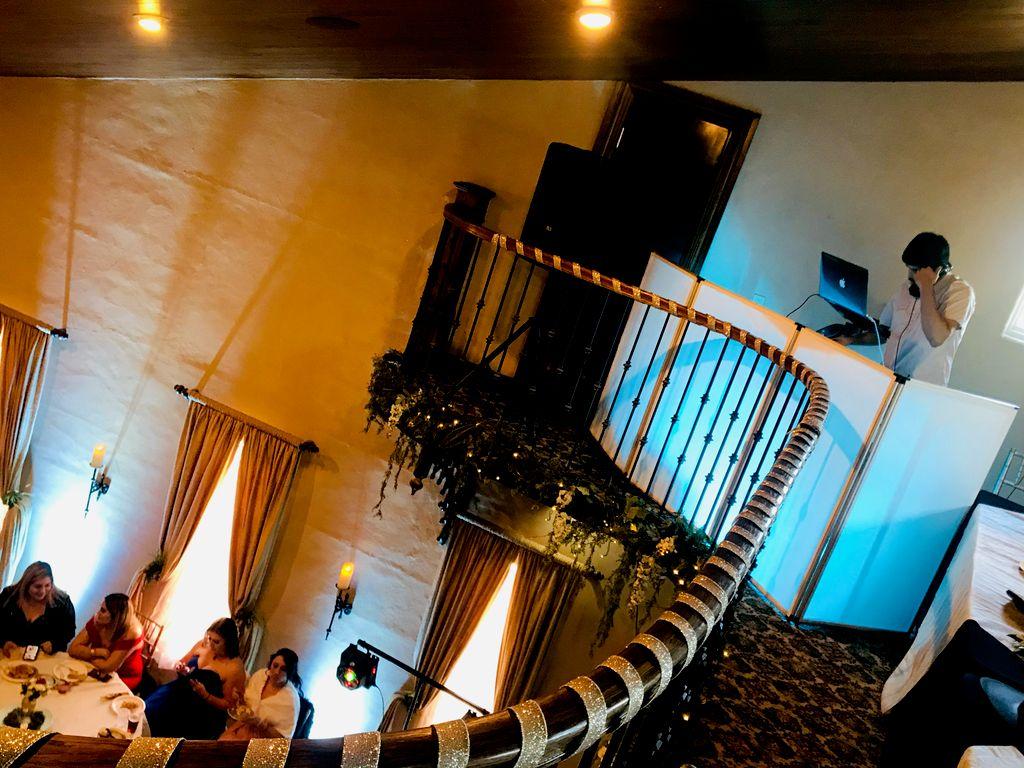 Wedding at the Veranda Room