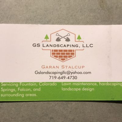 Avatar for GS Landscaping, LLC Fountain, CO Thumbtack