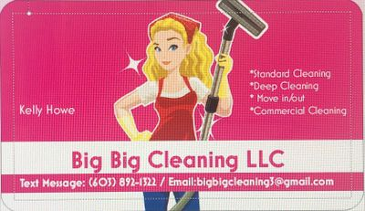 Avatar for Big Big Cleaning Nashua, NH Thumbtack