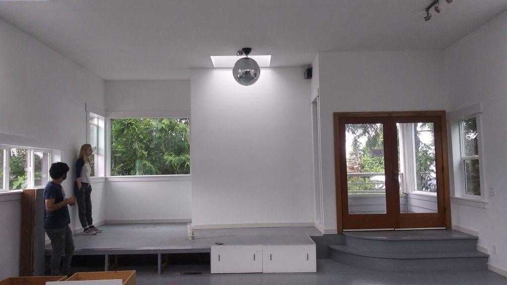 Ballard 2nd Story Ballroom Floor Renovation