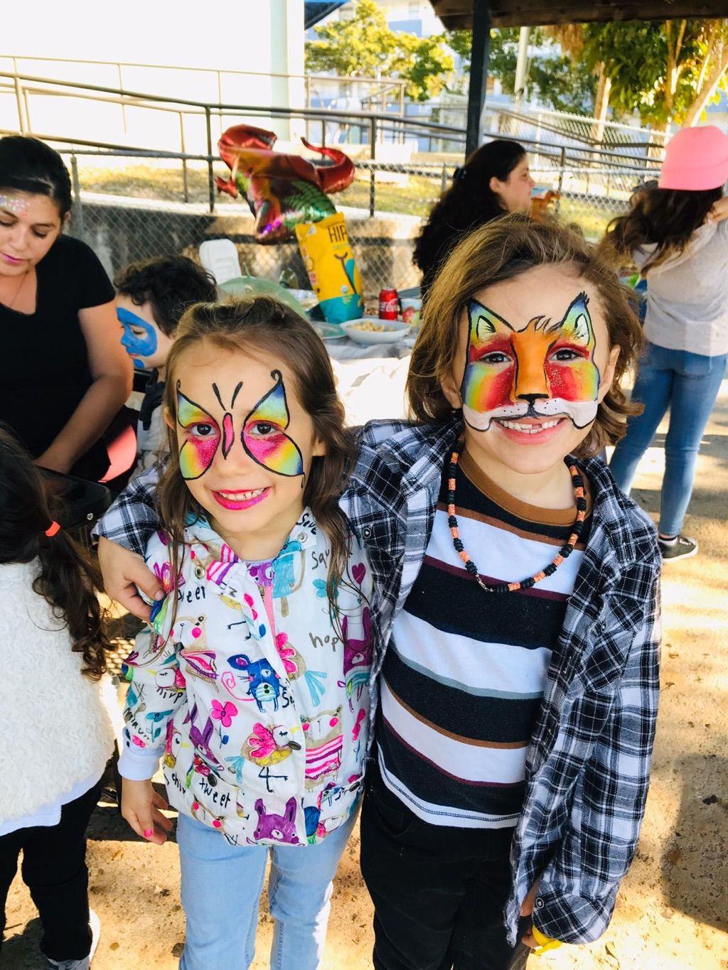 Face Painting - Miami Beach 2020