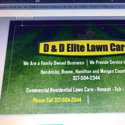 Avatar for D&D Elite Lawn Care Avon, IN Thumbtack
