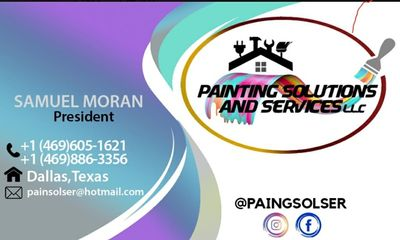 Avatar for Painting Solutions and Services
