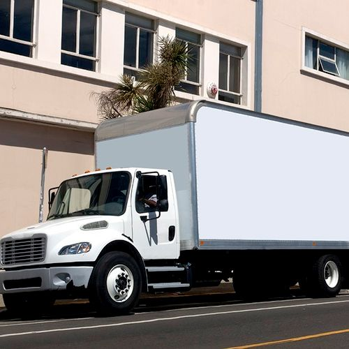 Our 26f box truck
