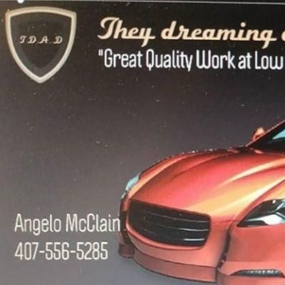 Avatar for They dreaming auto detailing