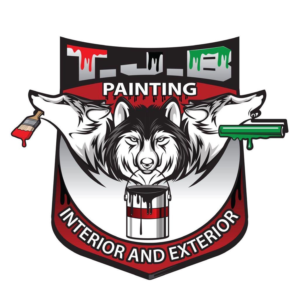 T.J.B painting