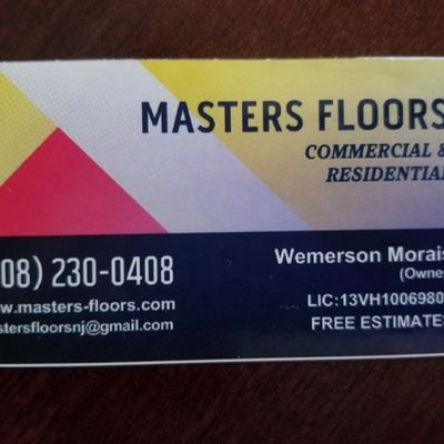 Avatar for Masters Floors LLC Union, NJ Thumbtack