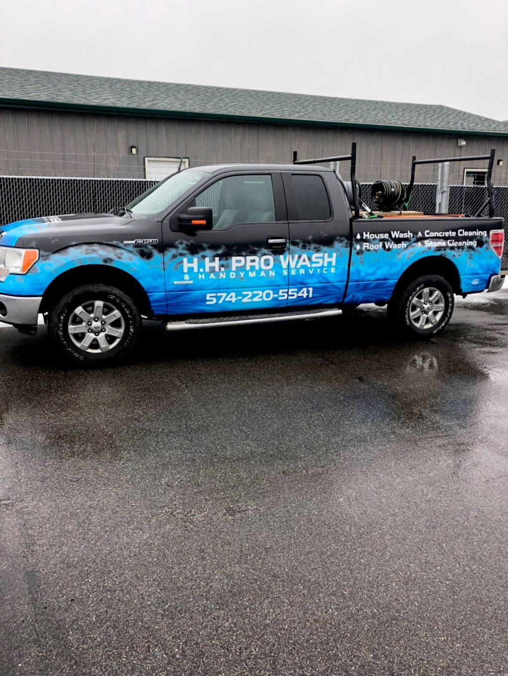 H.H. Pro Wash