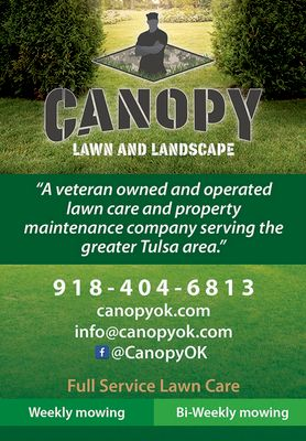 Avatar for Canopy Lawn and Landscape