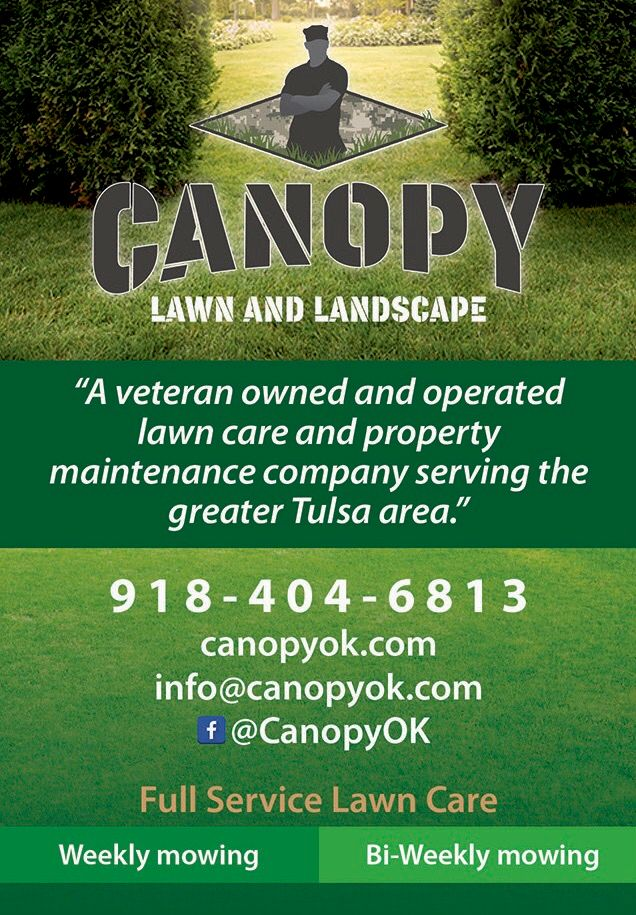Canopy Lawn and Landscape