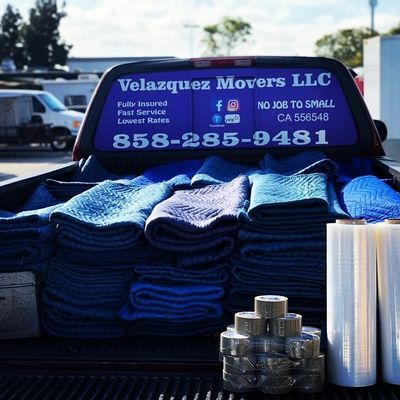 Avatar for Velazquez Movers LLC Vista, CA Thumbtack