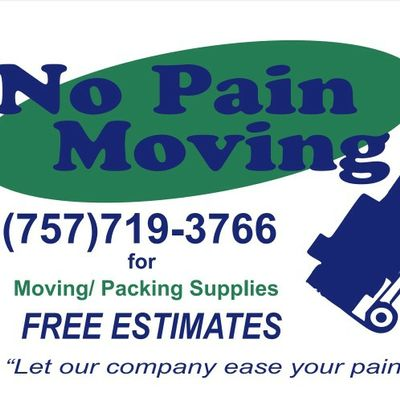 Avatar for No Pain Moving