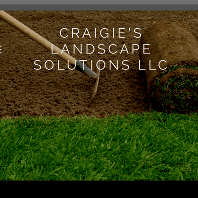Avatar for Craigie's Landscape Solutions LLC