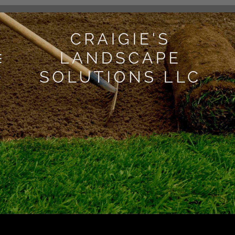 Craigie's Landscape Solutions LLC
