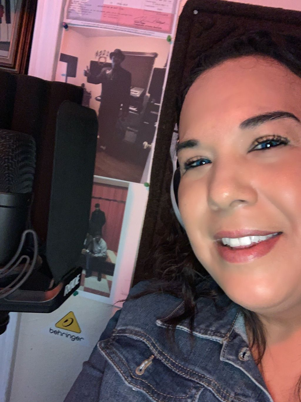 Audio Recording - San Antonio 2020