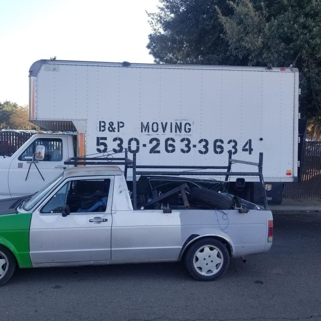 BP Moving