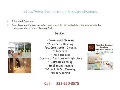 Avatar for Rossi-Procleaning services Plano, TX Thumbtack
