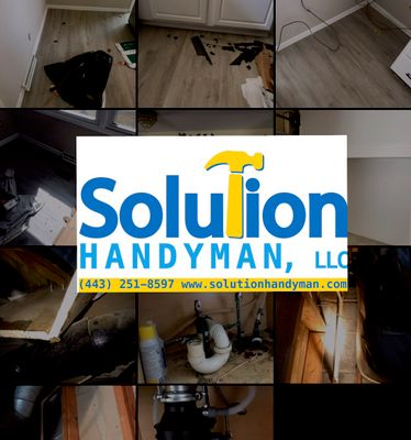 Avatar for Solution Handyman LLc Mount Airy, MD Thumbtack