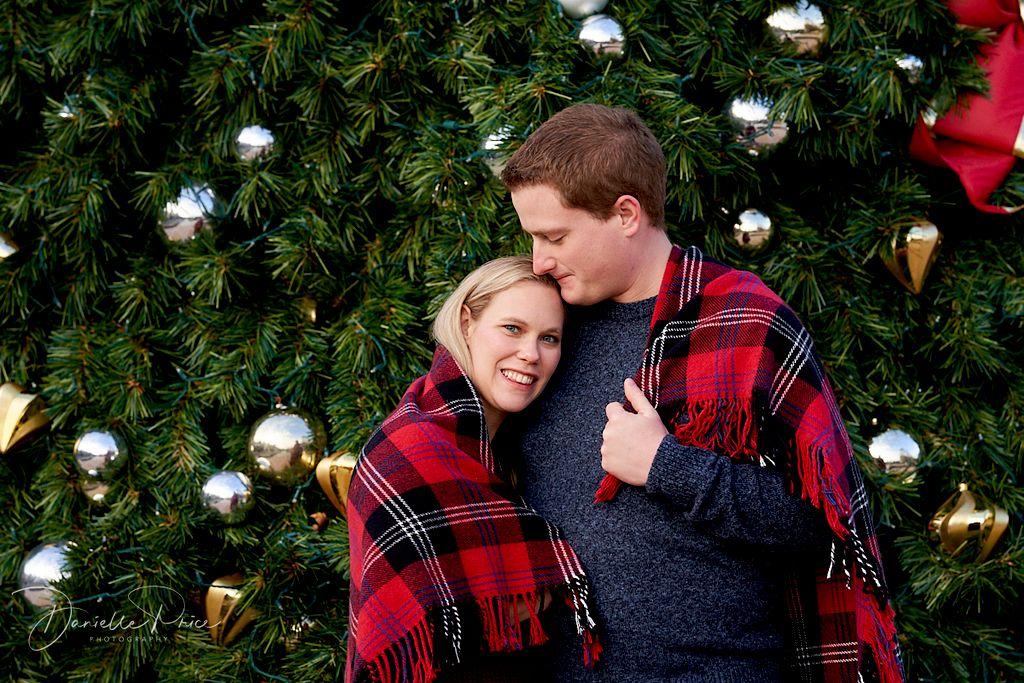 Christmas Couples' Portraits