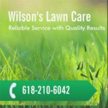 Wilson's Lawn Care