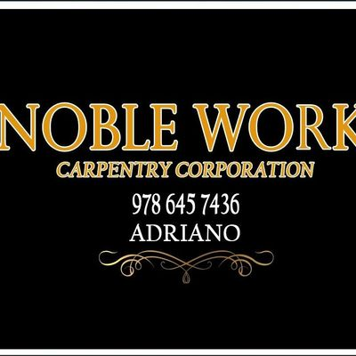 Avatar for Noble Work Carpentry Corporation Newton, MA Thumbtack