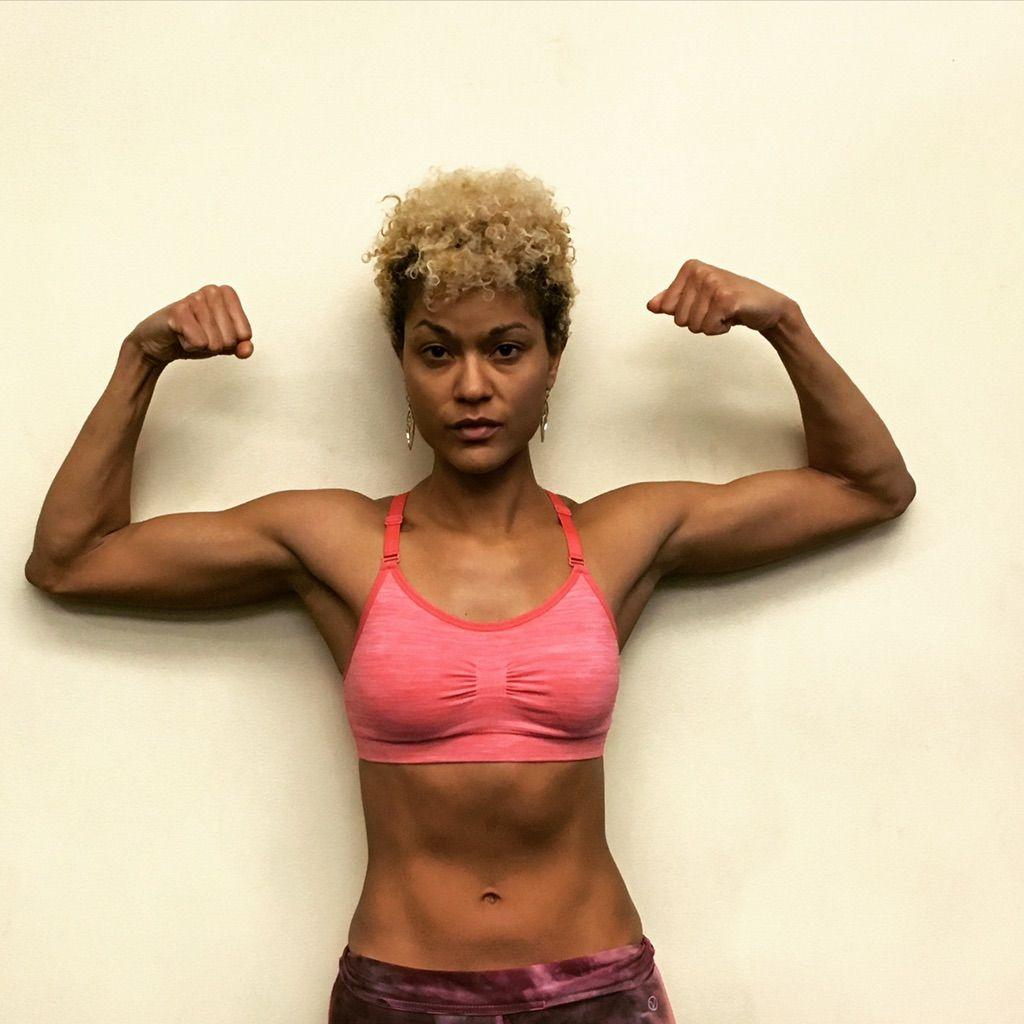 Carmen is Fitness